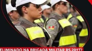 CANDIDATOS INJUSTAMENTE ELIMINADOS NO CONCURSO DA BRIGADA MILITAR DO RIO GRANDE DO SUL PODEM RECORRER AO PODER JUDICIÁRIO PARA ASSESGURAR O DIREITO VIOLADO